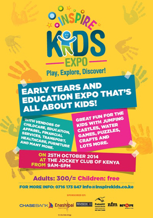 Supamamas Events And Info Hub For Parents In Kenya Inspire Kids