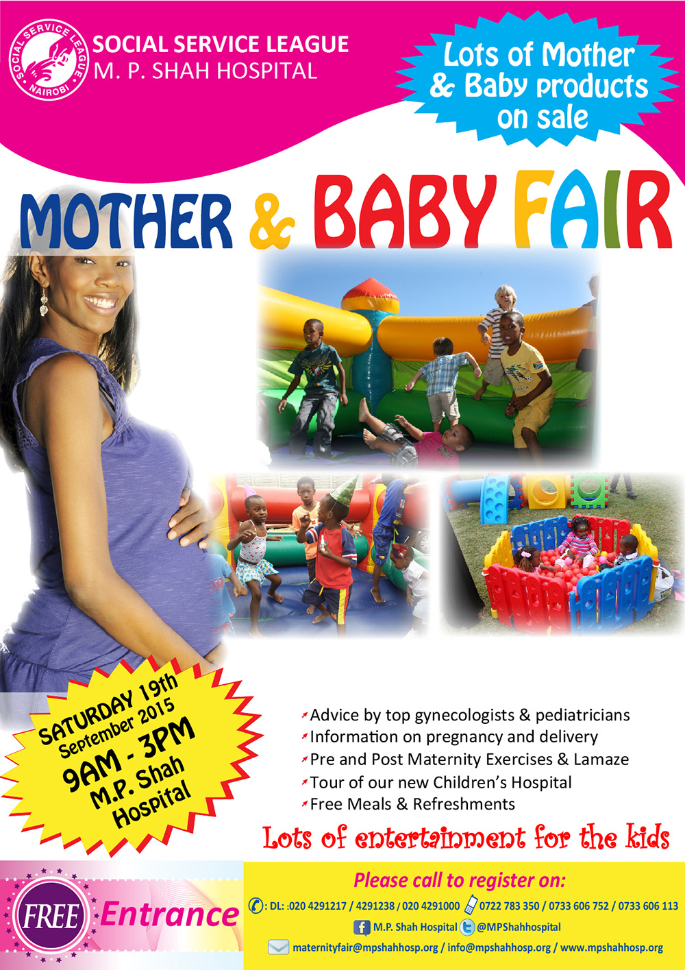Maternityfairposter