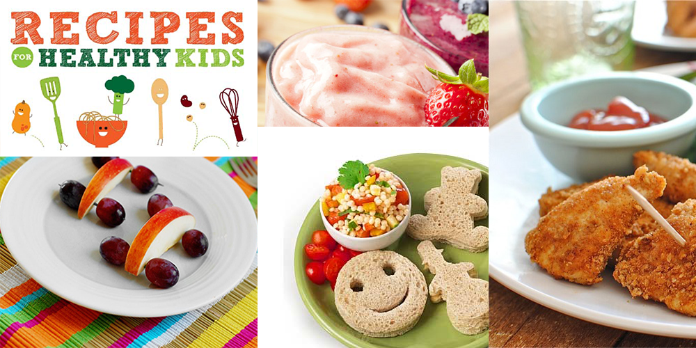 LOOKING  FOR KIDS RECIPES?