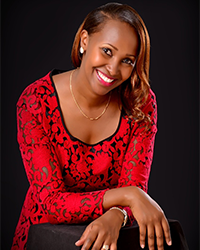 Janet kibugu-mulei, making a mark through education