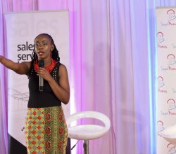 BUSINESS MUMS NETWORKING EVENT 2ND EDITION- THE ART OF SELLING(Nov. 2017)