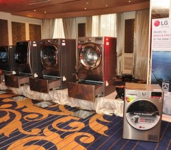 LG TWINWASH WASHING MACHINE LAUNCH
