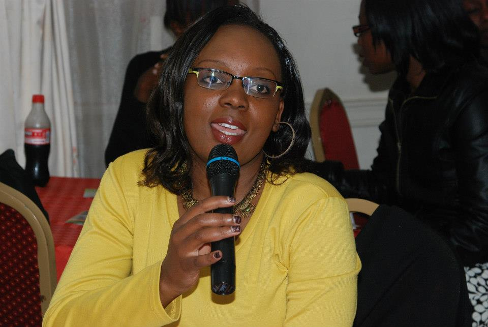 Persoanl Branding Event With Njeri Rionge and Fridah Owinga