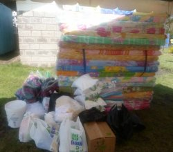 GIVING BACK AT NYUMBA YA TUMAINI RONGAI