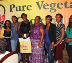 MARCH 2015 KIDS NUTRITION EVENT WITH THE LEGENDARY ALICE TAABU