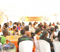 AUGUST 2014 MUM COOKOUT EVENT