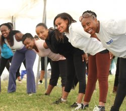 FITNESS AND WELLNESS EVENT FOR MUMS
