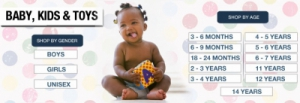 JUMIA-Baby, KIds and Toys Category