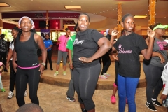 FIT & FUN EVENT FOR MUMS &KIDS .FEB 2018