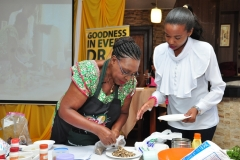 FOOD EVENT FOR MUMS FESTIVE EDITION OCT 2016