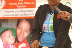 JULY 2014 BABY SLEEP SKIN AND SAFETY EVENT