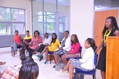 SUPASISTERS & FRIENDS MENTORSHIP EVENT AT U.S.I.U